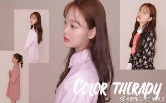 【EunBom】去庆典的时候穿什么呢?粉红色春季连衣裙搭配分享