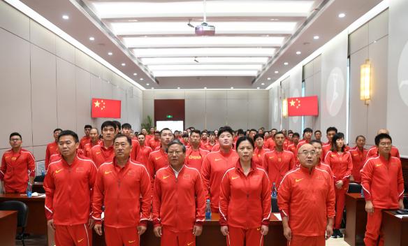 代表团规模创历史之最 中国田径队即将出征世锦赛