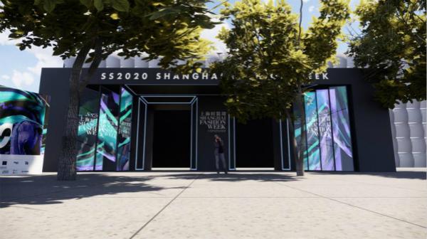 中国品牌担纲上海时装周开闭幕