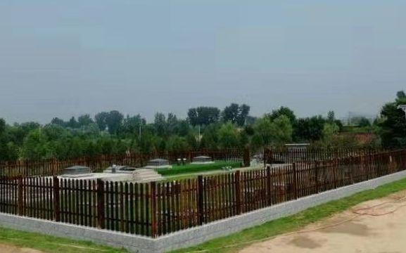 顺义首个村级污水处理站投入使用