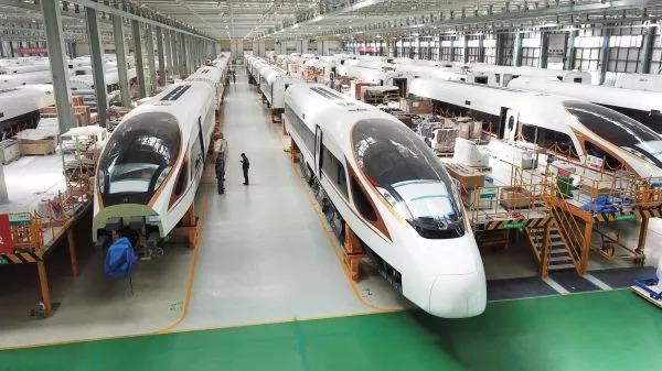 中国轨道客车已出口近9000辆 高端装备打入发达国家