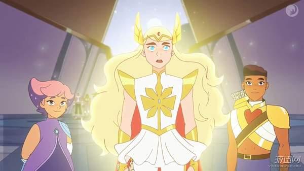 动画《非凡公主希瑞》第一季预告片 阿多拉华丽变身