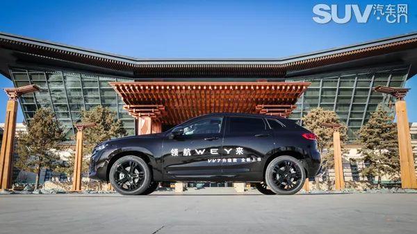 WEY VV7升级款上市点评 售价16.98-18.88万元