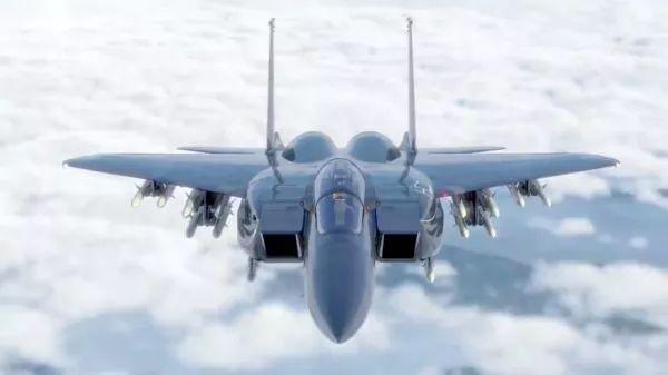▲波音發佈的F-15EX戰機宣傳視頻截圖