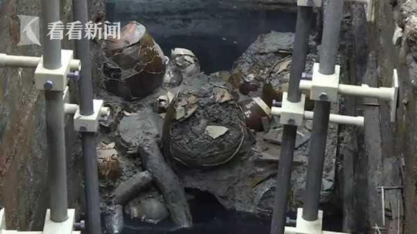 """""""南海I号""""文物发掘已进入尾声:文物总量将达16万件"""