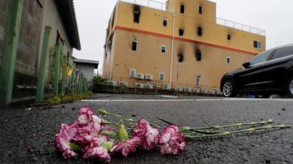 京阿尼火灾重伤患者去世 遇难人数升至36人
