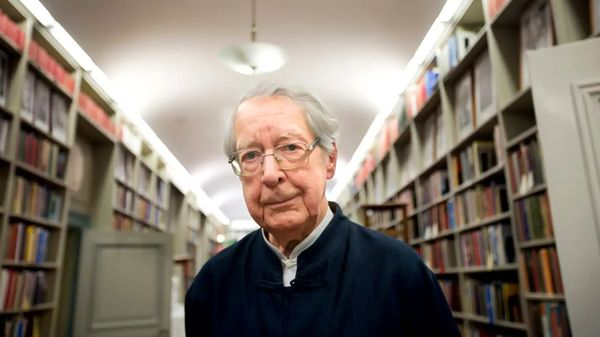95岁著名汉学家马悦然去世 系诺贝尔文学奖评委