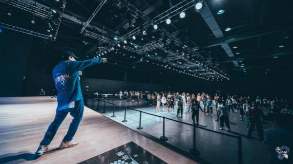 WOD世界舞蹈大赛首次来华巡演 首站来到上海