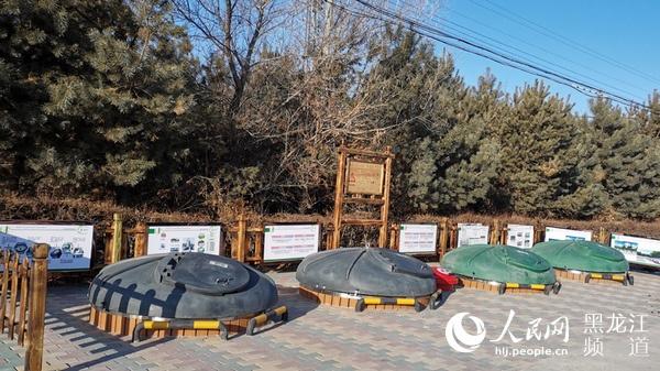 克东县:农村分类垃圾全覆盖2000余农户用上智能马桶