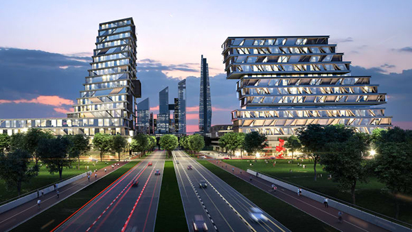 墨尔本超级都市项目因中国因素受阻 企业盼批复