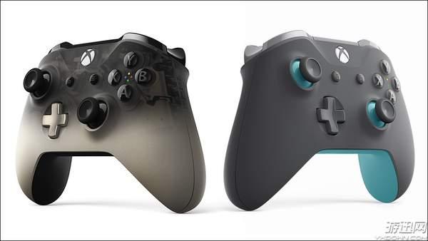 微软发布两款新配色Xbox手柄 微软商城开启已预购
