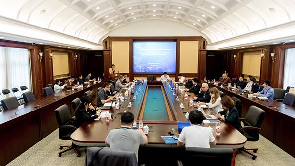 全球网络空间战略稳定与治理新秩序国际研讨会在复旦大学召开