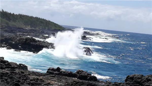 毛里求斯的天涯海角