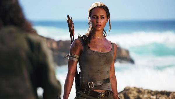 《古墓丽影》电影确认中新社是拍摄续集 砍妹将担任饰演