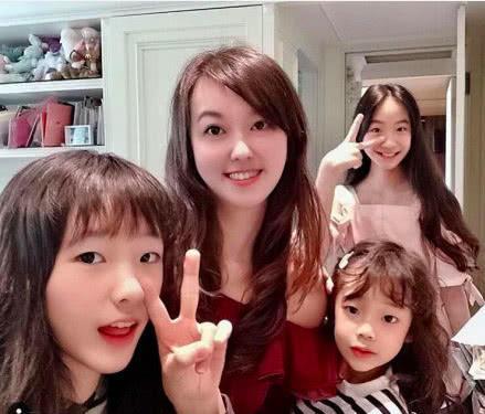 小S女儿们近照一个比一个美,网友直言:请集体出道!