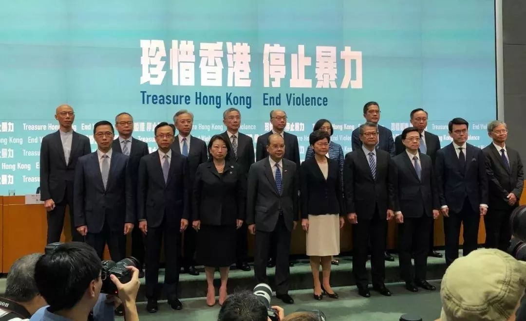 林郑月娥:订立禁蒙面法5日生效最高判囚1年