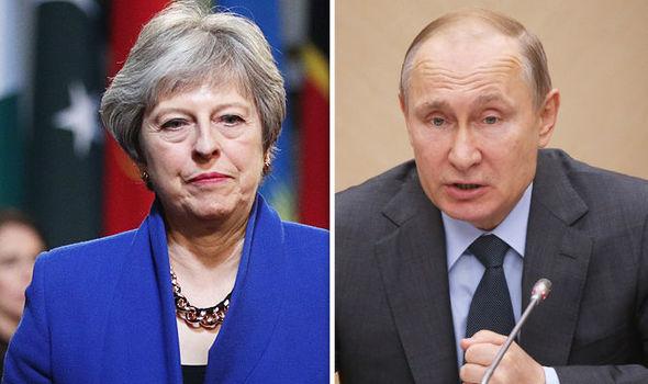 """又掐起来了!英首相斥俄罗斯:操纵网络""""谎话惑众"""""""