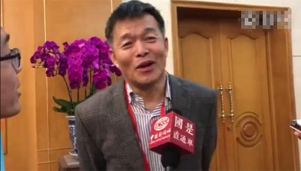 清华大学国情研究院院长胡鞍钢