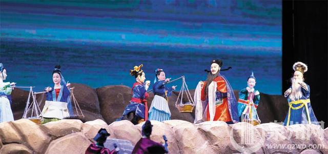 海艺节开幕式上中外木偶团队将联袂献演《偶戏荟萃》