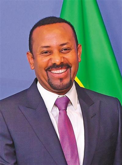 致力于解决与邻国的冲突,埃塞俄比亚总理获诺贝尔和平奖