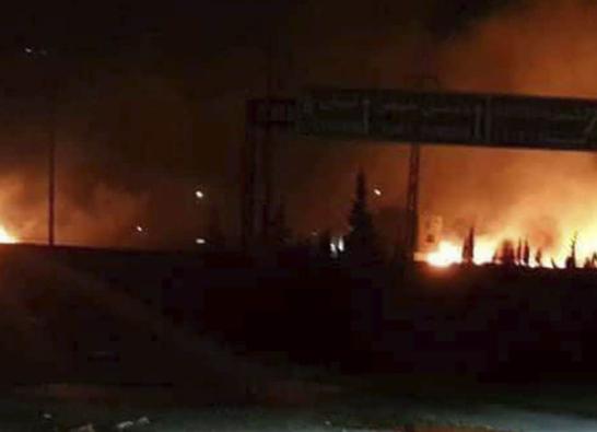以色列称伊朗向戈兰高地发射20余枚导弹 已回击尘封缘
