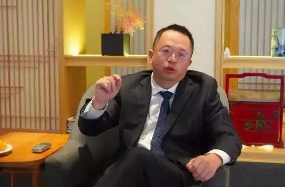 ▲360 集团董事长周鸿祎。资料图
