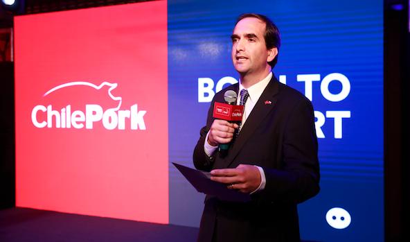 零关税猪肉猛增近9成 中国首次成智利最大肉类出口国