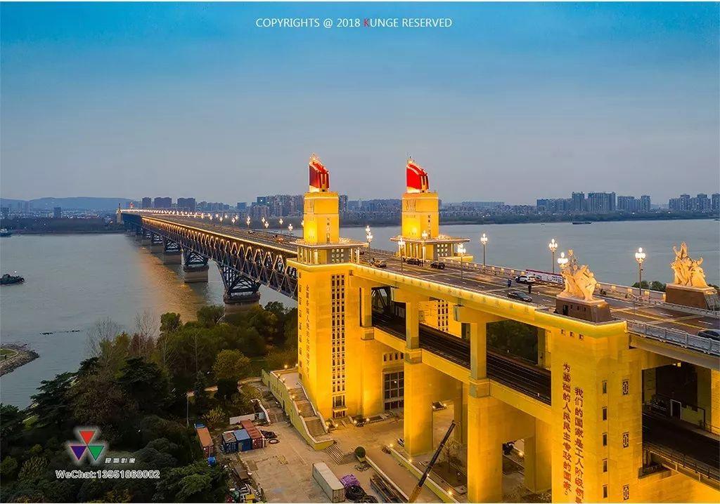 南京长江大桥今日正式恢复通行,手绘视频回忆50年大桥