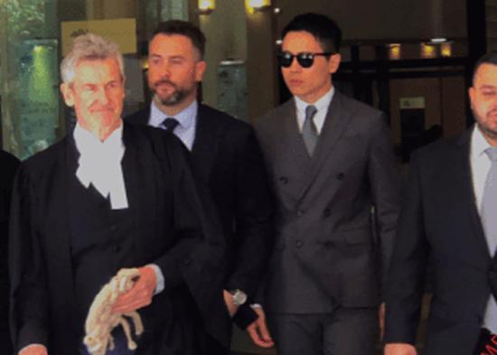 高云翔涉嫌性侵案终审开庭 律师再次成功申请延期