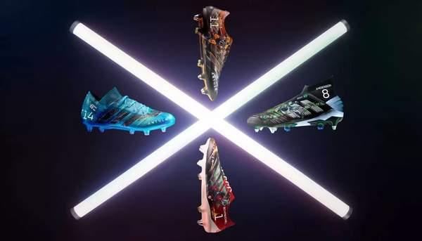 Xbox开启推特抽奖勾傍边新社上 《圣歌》系列阿迪战靴+无