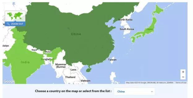 普拉达、香奈儿、彪马等仍将台湾列国家,曝