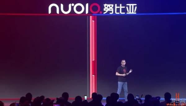 努比亚红魔游戏手机正式公布 骁龙835+RGB信仰灯带