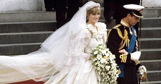Diana Wedding Dress,1981