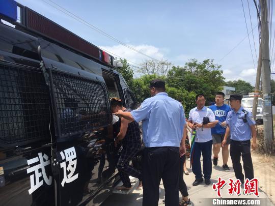 广西北海警方抓获34名涉嫌传销人员