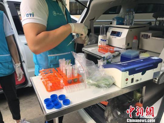 20分钟免费检测 深圳率先在全市74街道覆盖食品快检