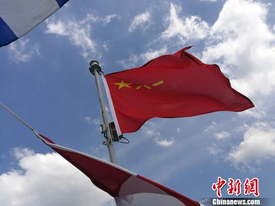 中国海军第三十批护航编队访问菲律宾图片