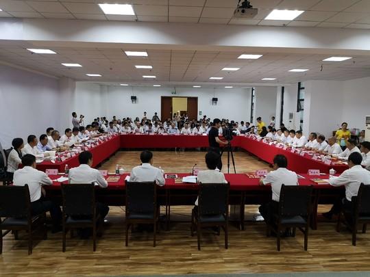 我省举行民营企业庆祝新中国成立70周年座谈会,企业家们都说了啥?