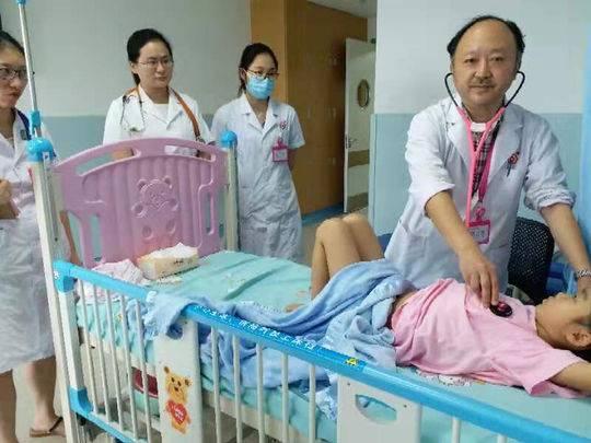 成都市妇女儿童医院冯仕品:作为医者 应有爱心有担当