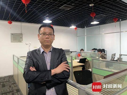 成都创客   覃峰:放弃公司高管职位 重回阔别三年的掌端创业路