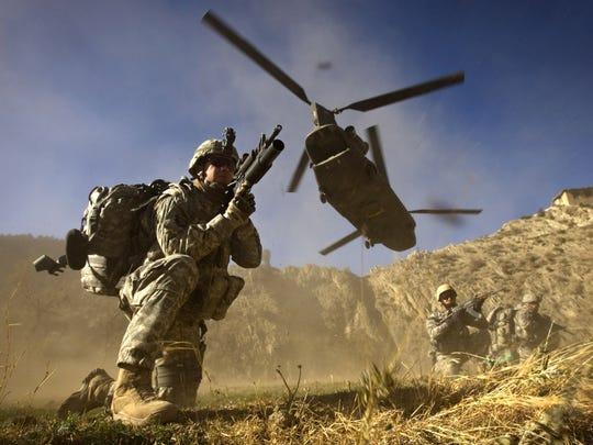 美媒盘点驻中东美军规模 或成伊朗潜在打击目标