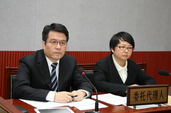 图为西单商场代理人 摄/通讯员 王鑫刚