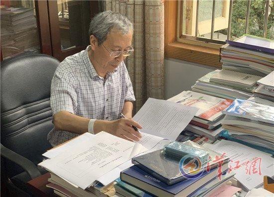 中国工程院院士、中南大学博士生导师桂卫华: 求实创新 担当报国