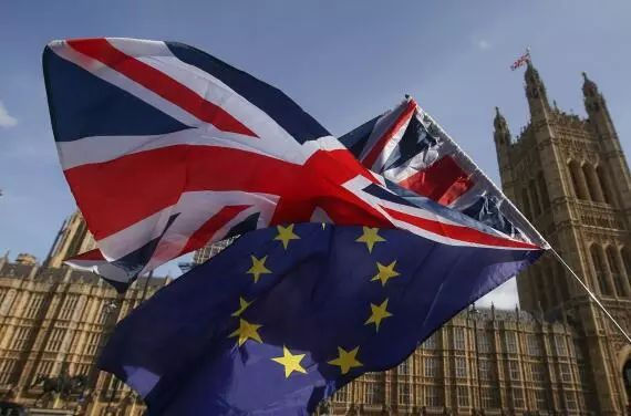 """▲英国""""脱欧""""后,欧盟开启""""新时代""""。(法新社)"""