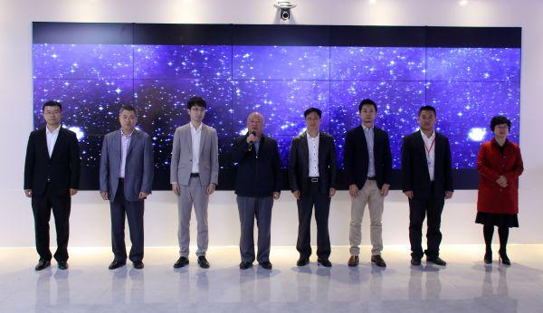 桂林市象山区举行颐高桂林(象山)数字港启动仪式