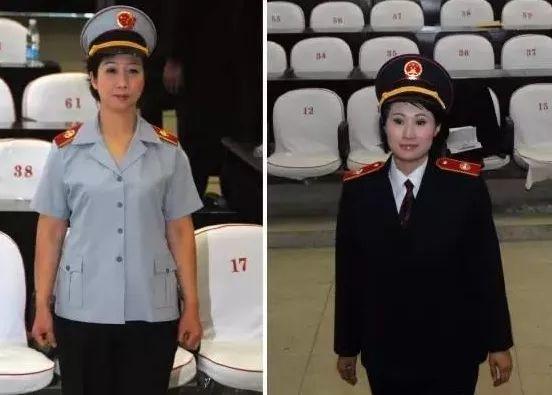 今夏法官服换新装:细数新中国人民法院制服的六次换装图片
