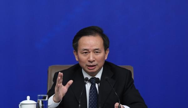 原环境保护部部长李干杰当选生态环境部首任部