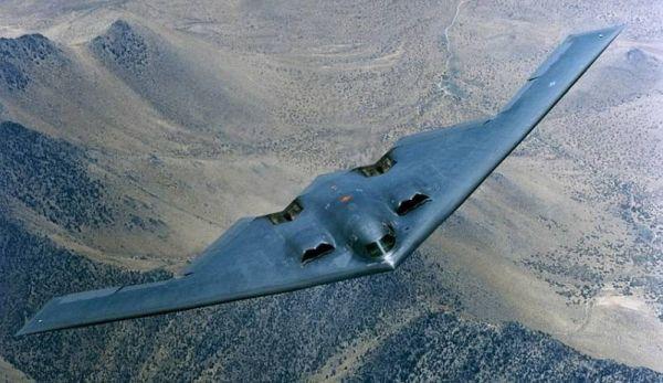 美媒:激光雷达及IRST技术将能探测美军B2轰炸机