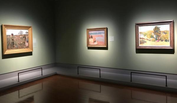 """""""心灵的风景:泰特不列颠美术馆珍藏展(1700-1980)""""正式在上海博物馆第二展厅开幕"""