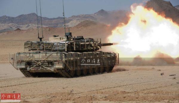 美媒称坦克面临更加致命战场环境 未来需有隐形能力