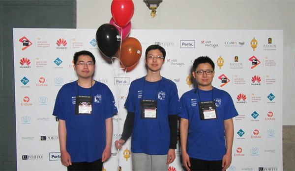 东大学子在国际大学生程序设计竞赛世界总决赛中喜获佳绩
